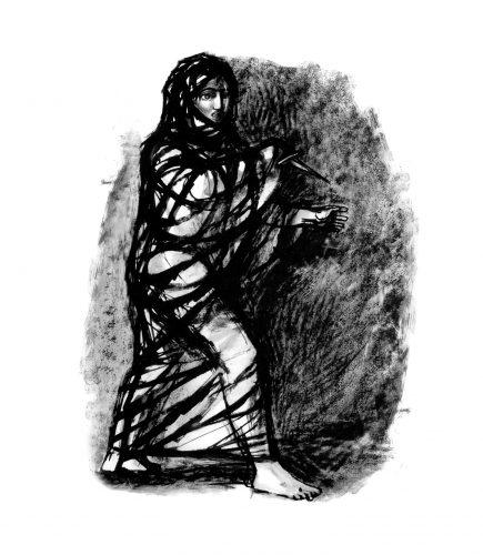 Illustrazione di Medea